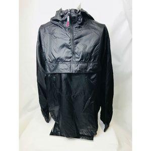 Tommy Hilfiger Men's Windbreaker Size L Black
